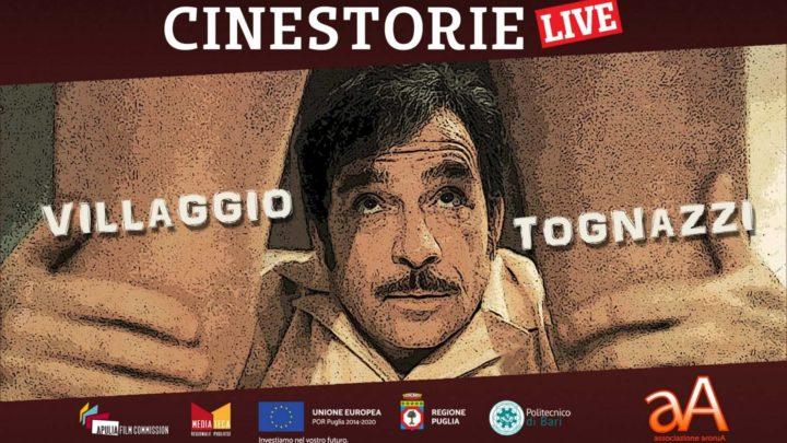 """Puntata 5 – Cinestorielive, Villaggio Tognazzi:""""La Grande abbuffata"""""""