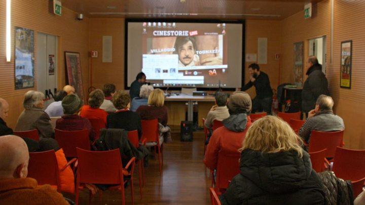 """Puntata 7 – Cinestorielive, Villaggio Tognazzi: """"la festa del compleanno"""""""