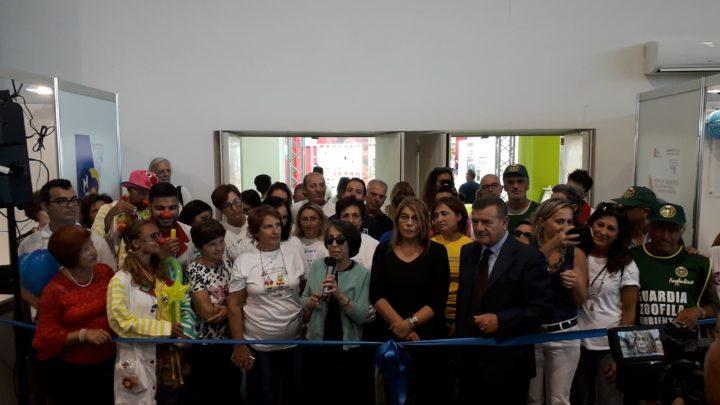 Tiziana Schiavarelli Madrina del Meeting del Volontariato. Fieri di Esserci!