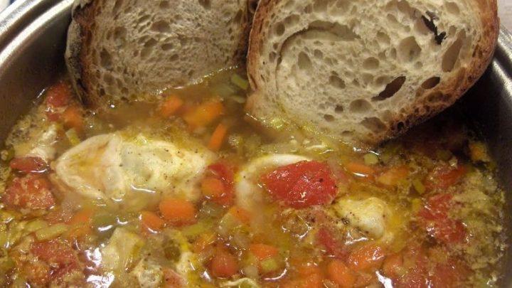 La nuova ricetta del Taccuino di Pel di Carota con Franziska Chef