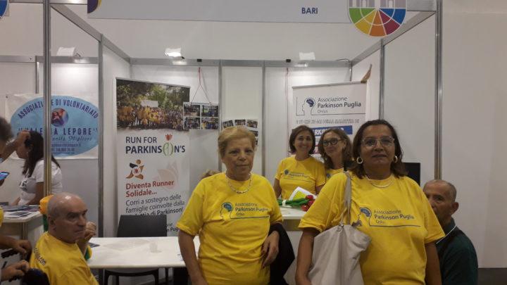 Incontro con l'Associazione Parkinson Puglia Onlus
