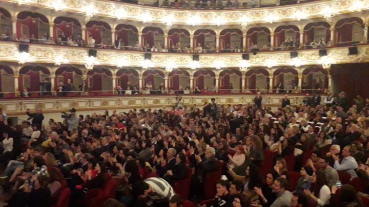 Ennio Morricone al Bari International Film Festival