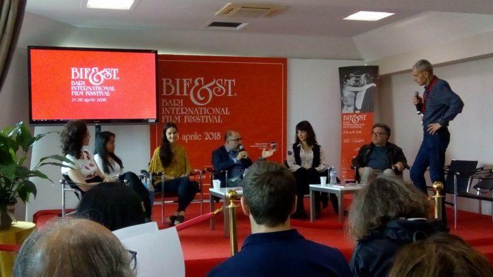 """Donatella Finocchiaro protagonista assoluta del film """"Beate"""