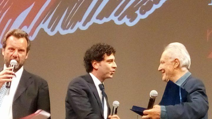 """Premio Roberto Perpignani a Marco Spoletini: miglior montaggio per il film """"Napoli Velata"""""""
