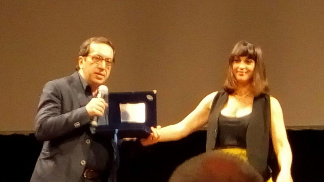"""Premio Alberto Sordi a Roberto Del Gaudio. Miglior attore non protagonista per il film """"L' Equilibrio"""""""