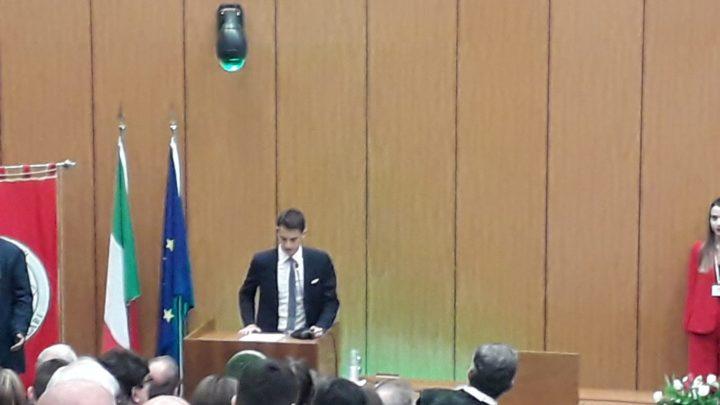 Politecnico di Bari – Alessandro Vincenzo Ancona, Presidente del Consiglio degli Studenti