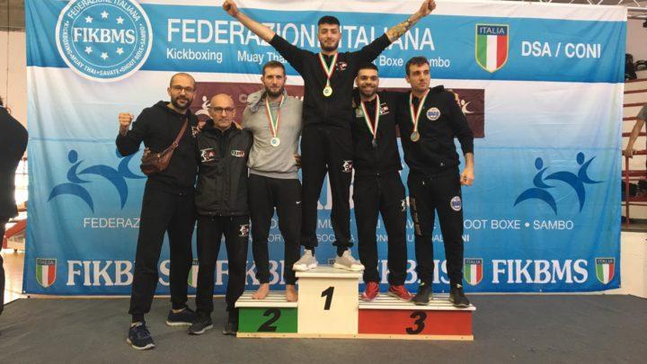 Trofeo Italia, Campionati Italiani Assoluti di Muay Thai