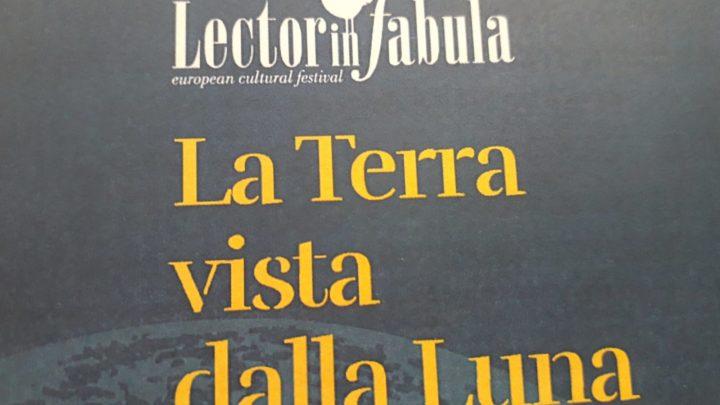 """Lectorinfabula:""""La Terra vista dalla Luna"""""""