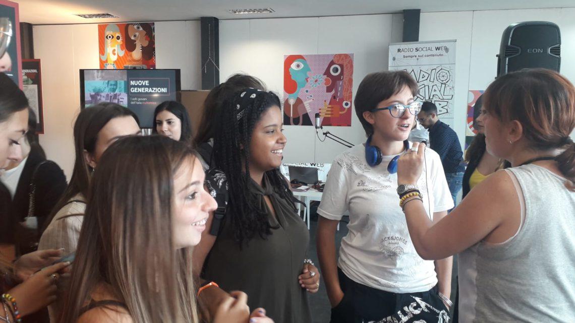 Interviste a studenti ed insegnanti: Giovani ed Educazione