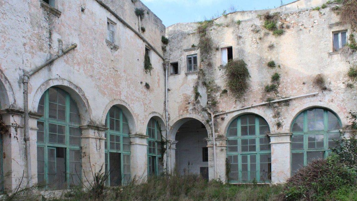 Ostuni, un'idea di restauro per l'ex convento dei Padri Carmelitani