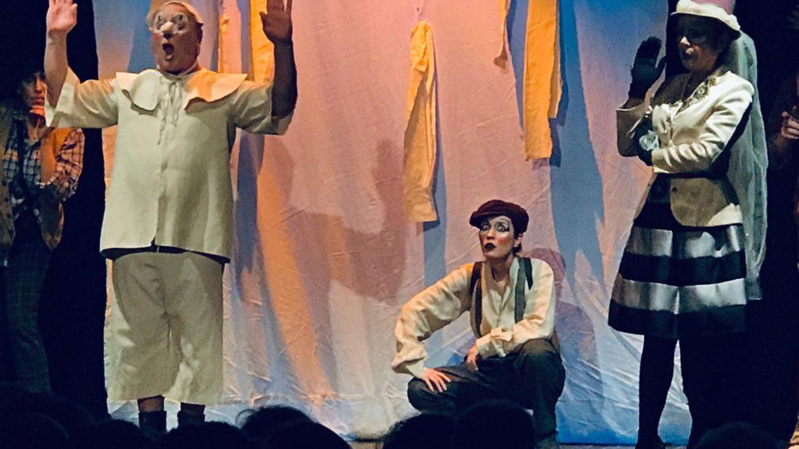 """Mola di Bari, in scena lo spettacolo teatrale """"Altalena, la stanza di Pinocchio"""""""