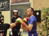 Bari, Kickboxing con il campione del mondo Luca Martorelli