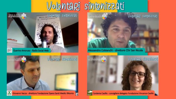 Ep10 – Volontari Sintonizzati. Parliamo di Fondazioni, motore del welfare