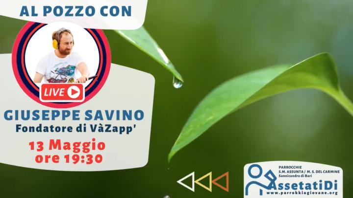 Promo al telefono con Domenico Vesia. #AssetatiDi: Seconda intervista al pozzo