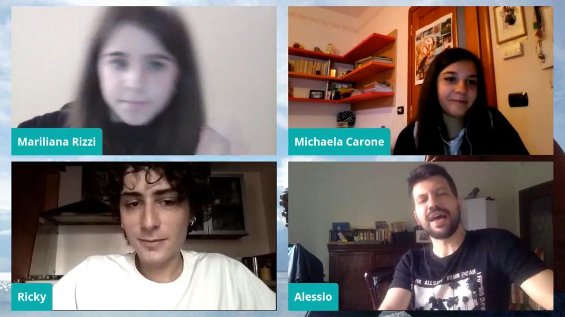 #AssetatiDi: Intervista al pozzo di Casa Surace. Lavoro e Web