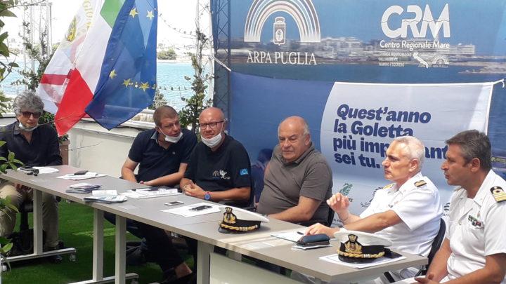 Depuratori, fognature ed acque reflue della Puglia. Analisi e monitoraggi di Legambiente, Arpa e Guardia Costiera