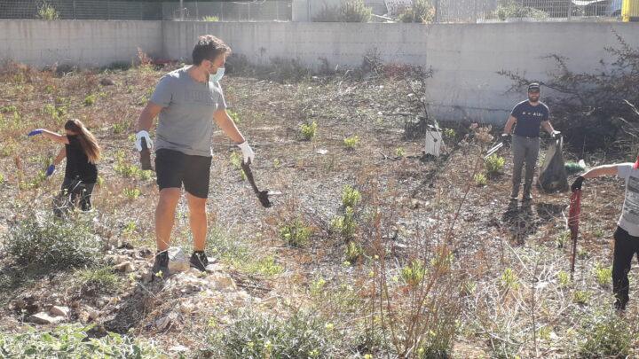 ANG InRadio News – Bari, Volontari ripuliscono una zona in degrado al San Paolo